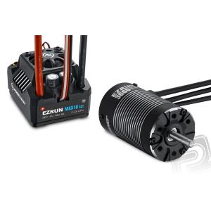 COMBO MAX10 SCT + EZRUN 3660 SL 4000Kv - black