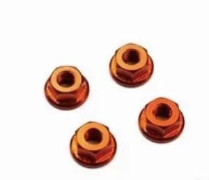 Alu Wheel Lock Nut M4 (4)