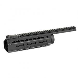 "9.5"" KEY-MOD LIGHTWEIGHT OPENED HANDGUARD FOR AR-15/M4 [CYMA]"
