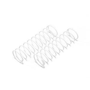 XRAY XB9E 1/8th Buggy - Rear Spring Set C = 0.47 - White (2) - XB808E, XB9E