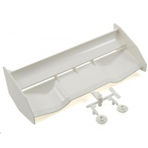 SWorkz High Down Force 1/8 Buggy Wing Set (White)