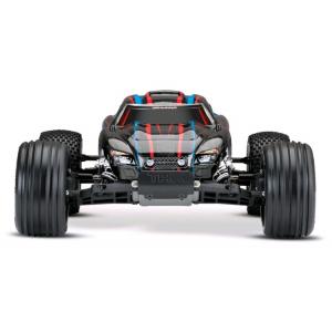 TRAXXAS RUSTLER VXL 2WD 1/10 RTR TQI TSM