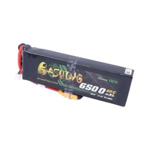 Akumuliatorius Gens ace 6500mAh 11.1V 60C 3S1P Lipo XT90-Bashing akumuliatorius automodeliui