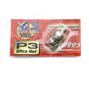 "O.S. P3 Turbo Glow Plug ""Ultra Hot"""