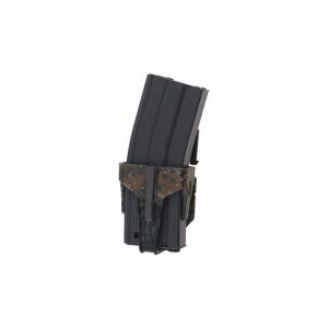 FSMR fast pouch (MOLLE) - Digital Woodland
