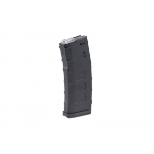 Mid-Cap 150 BB Magazine for M4/M16 Replicas - Black