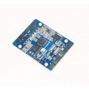 Matek Multi-rotor Power Distribution Board W/ 5V/ 12V outputs, Current Sensor, OSD