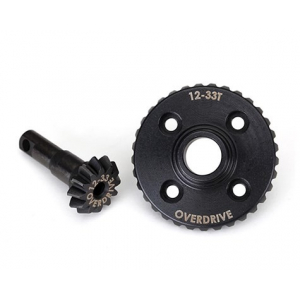 Traxxas TRX-4 Machined Overdrive Ring & Pinion Gear (12/33T)