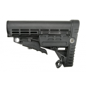 A foldable stock for the M4/M16 type replicas (MB013)