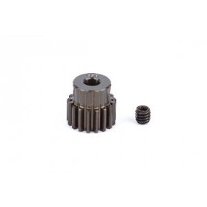 FT Aluminum Pinion Gear, 17T 48P, 1/8 shaft