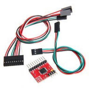 PPM Encoder Module ATMEGA328 with free jumper cable APM Flight Control