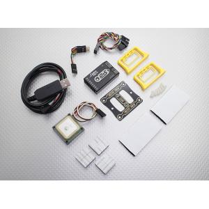 FY-DoS Inertial Attitude Stabiliser with GPS (Aircraft)