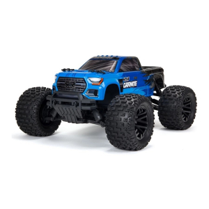 Arrma 1/10 Granite 4x4 V3 MEGA 550 Brushed Monster džipas RC automodelis