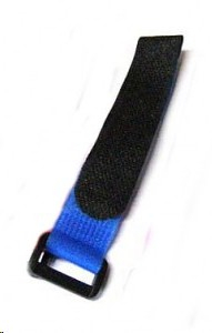 GPX Extreme : Velcro 20x200mm GPX - Blue