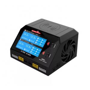 ULTRA POWER UP6+ AC 2x150W DC 2x300W 2x16A Dual Channel Battery Balance Charger Discharger - EU plug