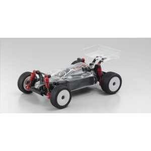 R/C EP 4WD Racing Buggy LAZER ZX-5 FS ClearBody Chassis Set 32282BCCL