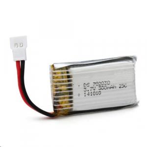702030 3.7V 300mAh LiPo Li-Polymer Battery for MP3 MP4 Model...