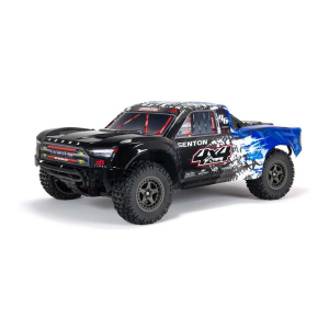 Arrma Senton BLX 4X4 Brushless (Blue) V3 RC automodelis