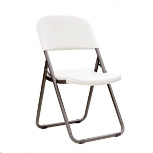 Sulankstoma kėdė (balta)