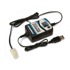 HPI Maverick 160048M USB 2-6S 500mA NIMH Delta-Peak pakrovėjas