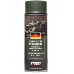 Camouflage Paint - DDR Green