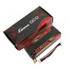 Gens ace Redline Series 6000mAh 15.2V 4S 130C HV LiPo (5mm, 448g) akumuliatorius automodeliui