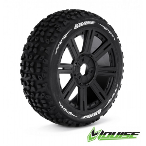 Louise Tire & Wheel B-MAZINGER 1/8 Buggy Sport (2)