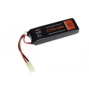 LiPo 7,4V 2200mAh 25/50C battery