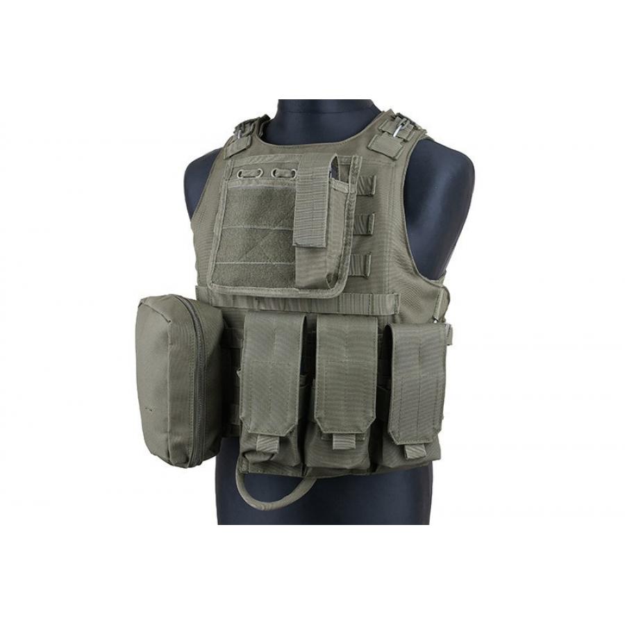FSBE Tactical Vest - Olive