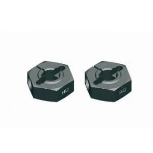 Alu Wheel Hub 12mm Offset +0.75mm (2)