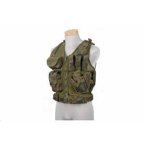KAM-39 Tactical Vest - wz.93 Woodland Panther