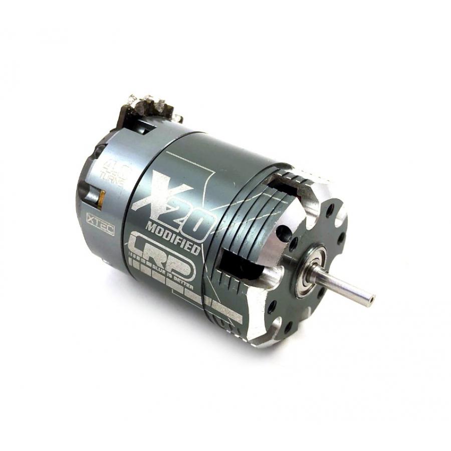 LRP VECTOR X20 BL MODIFIED - 4.0T