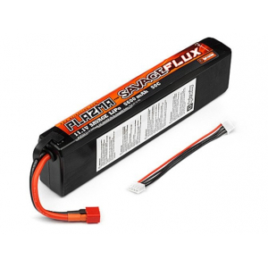 HPI Plazma 11.1V 5600mAh 50C LiPo Rect Case Battery Pack 107...