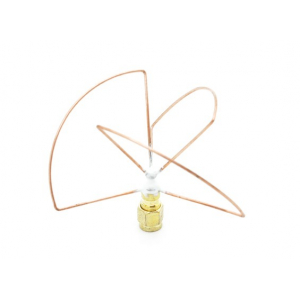 2.4GHz Circular Polarized Antenna SMA Transmitter Only (Short)