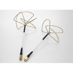 2.4 GHz Circular Polarized Antenna SMA (Set)
