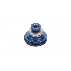 Aluminum, ball bearing head