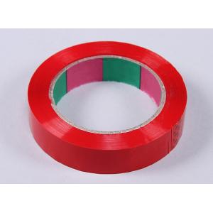 Lipni juosta 45mic x 24 mm x 100m (Raudona)