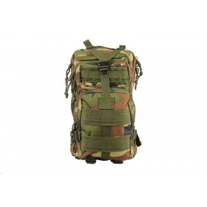 Assault Pack type backpack - woodland