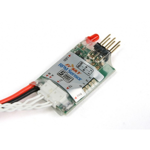 FrSky Smart Port RPM and Temperature Sensor