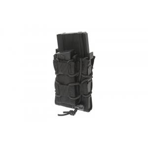 Modular TC 1 + 1 pouch - Black