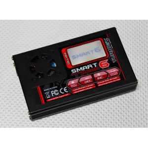 Turnigy Smart6 80w 7A balansuotojas pakrovėjas su grafiniu e...