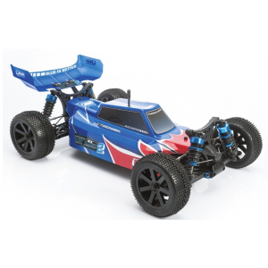 LRP S10 Blast BX 2 RTR - 1/10 Buggy with 2,4 GHz radio system