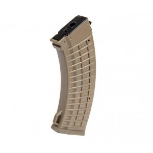 Mid-Cap 110 BB Magazine for AK Replicas - Tan