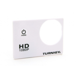 Turnigy ActionCam Replacement Faceplate - White