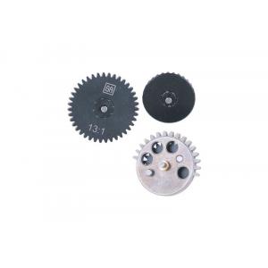 Steel 13:1 CNC gear set