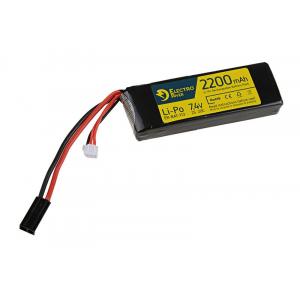 LiPo 7,4V 2200mAh 20/40C battery