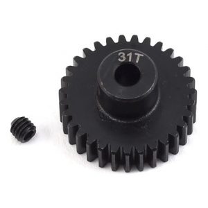 ProTek RC Lightweight Steel (31T) 48P Pinion Gear (3.17mm Bore)