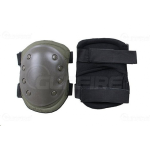 Set of knee protection pads - olive