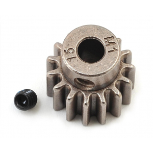 Traxxas Hardened Steel Mod 1.0 Pinion Gear w/5mm Bore