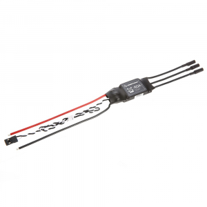HobbyWing XRotor-40A Multirotor Brushless ESC (2-6S / Wire Leaded)